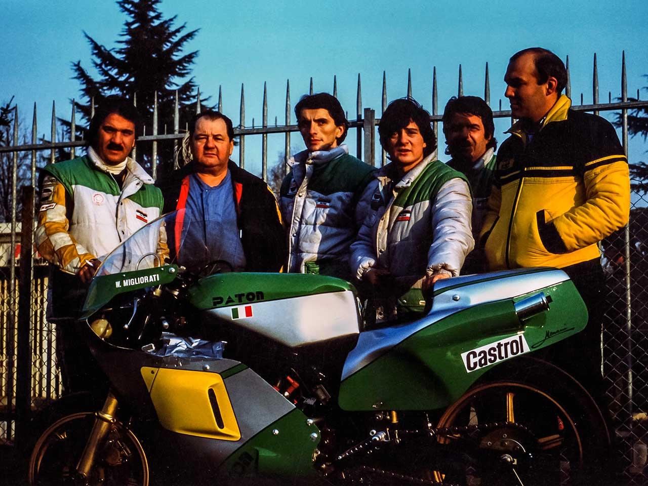 Paton_Storia-Anni80_Walter-Migliorat_Test-Monza_Paton-500-C1_1983