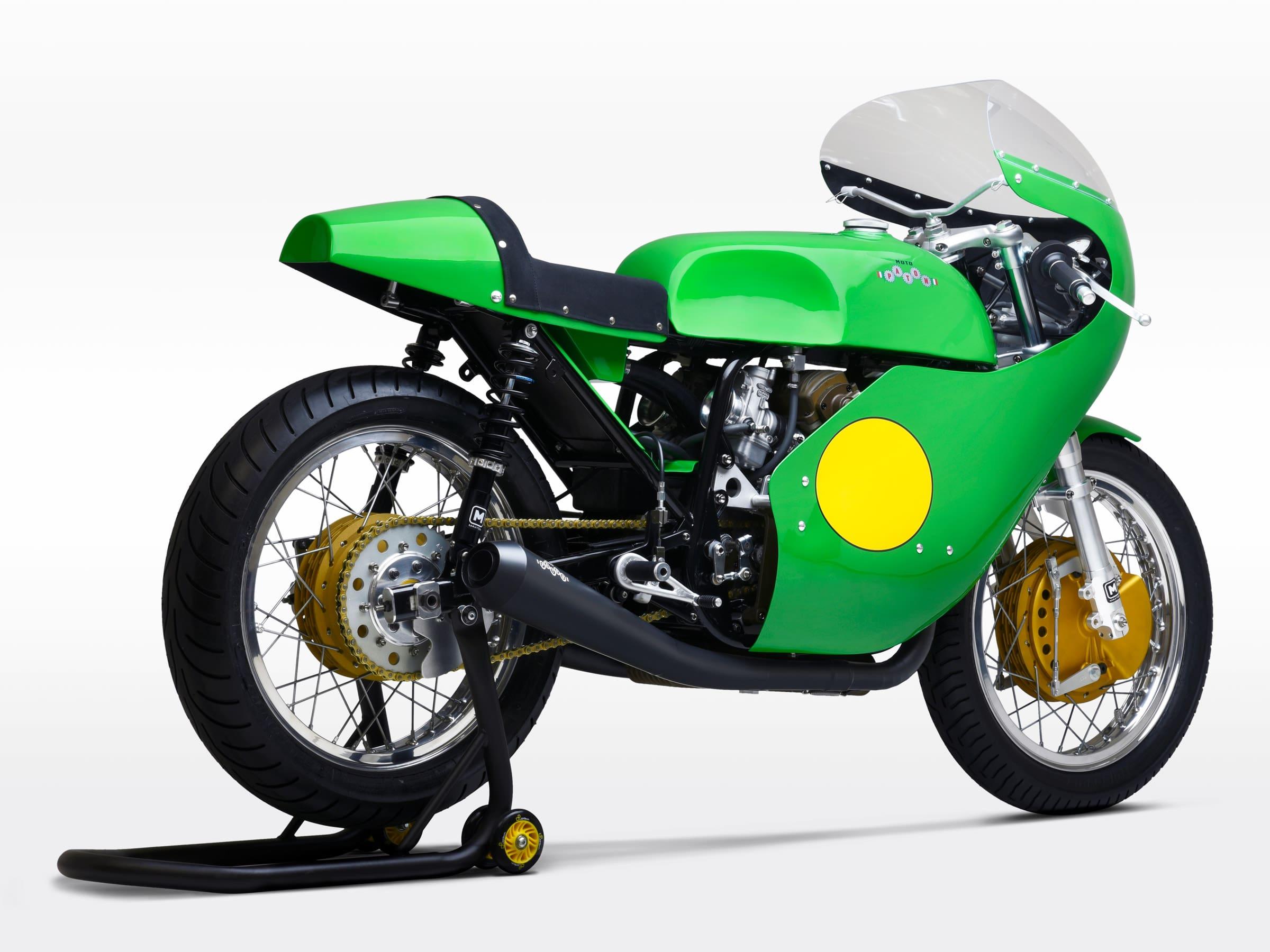 Paton BIC500 3/4 rear right