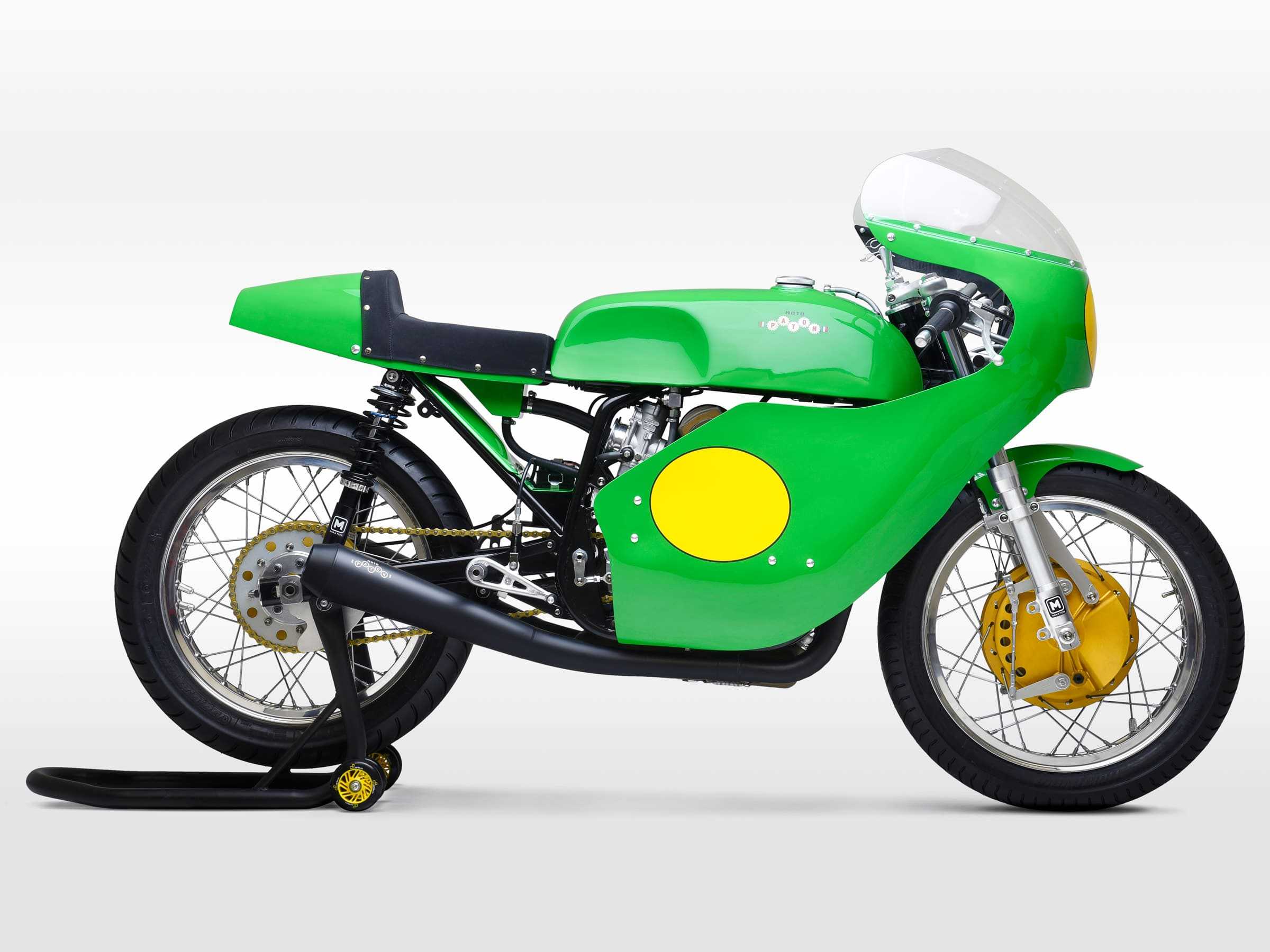Paton BIC500 Right Side